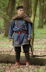 Unarmored late Roman Ripenses soldier