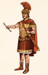Legatus Legionis, commander of a legion