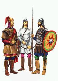 11th century Byzantine Tagmata