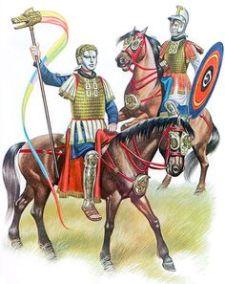 3rd Century Crisis Roman army