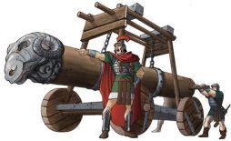 Roman Battering Ram