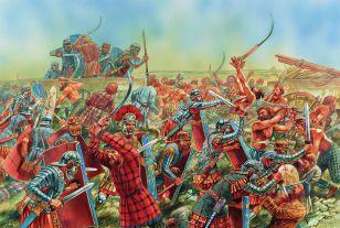 Legions in the Dacian Wars, 101-106
