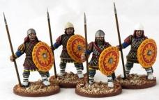 Byzantine Thematic infantry