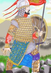 Byzantine Akritai, 11th century