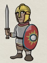 Palatini soldier unit