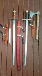 Byzantine sword and dagger types