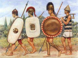 Etruscan Hoplites