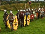 Foederati soldiers of the Roman/ Byzantine Empire
