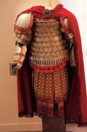 Byzantine officer's lamellar Klivanion