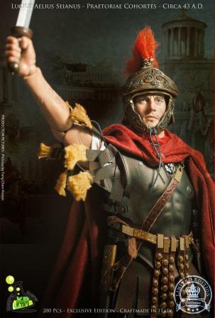 Lucius Aelius Sejanus, Praetorian Prefect 14-31AD