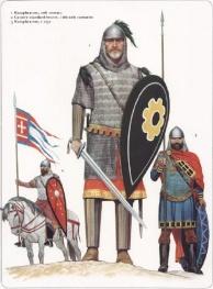 Byzantine Tagmata units