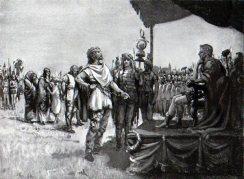 Claudius I's invasion of Britain, 43AD