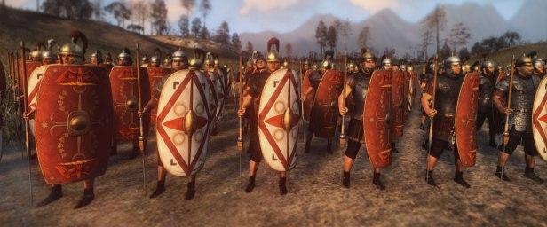 Legionnaires recruited from the Capitae Censi