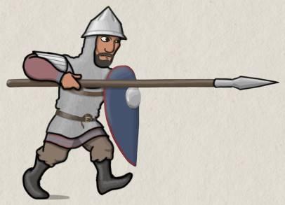12th century Skoutatos