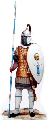Tagmata guard unit, created by Constantine V