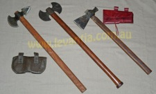 Byzantine battle-axes (Tzikourion)