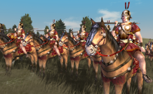 Roman Republican Equites cavalry