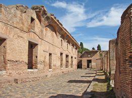 Remains of a Roman Insula (flat)