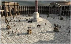 Forum of Constantine, Constantinople