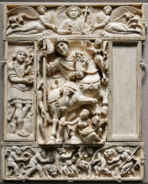 Relief of Emperor Anastasius I