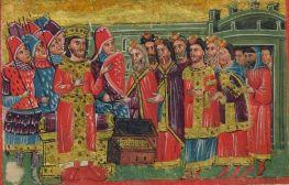 Alexander the Great in Byzantine art