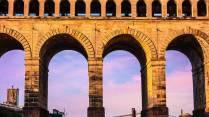 Roman style arch