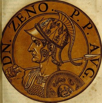 Zeno the Isaurian, aka. Tarasis Kodisa