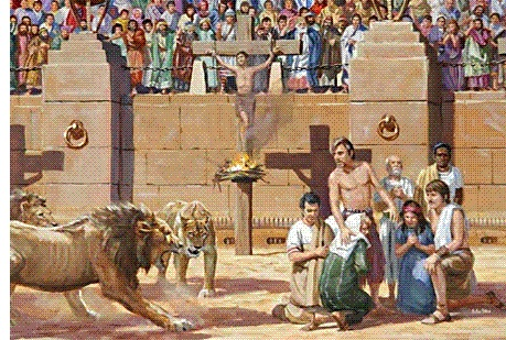Persecution of Christians under Diocletian