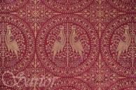 Chinese inspired Byzantine silks