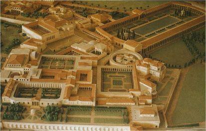Hadrian's ultimate villa, Tivoli