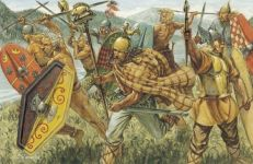 Gallic (Celtic) armies