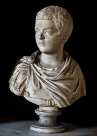 Diadumenian, son and co-emperor of Macrinus, r. 218