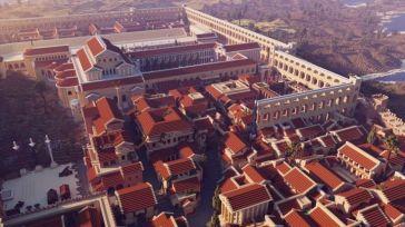 Reconstruction of a Roman colonia
