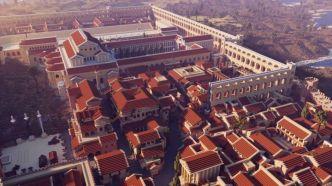Roman Colonia in Minecraft