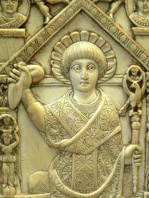 Frieze of a Byzantine senator