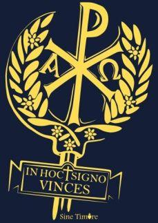 Symbol of Constantine's Christian empire