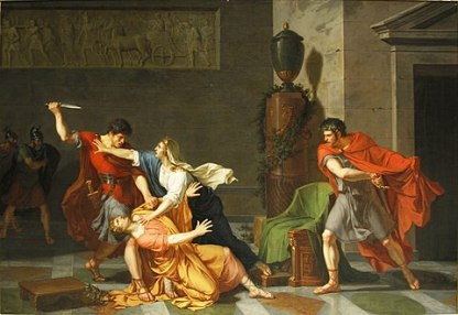Death of Geta, 211