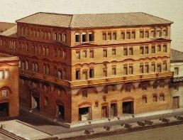 5 floor Roman Insula