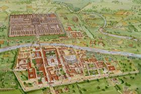 Roman Colonia of Eboracum (York, England)