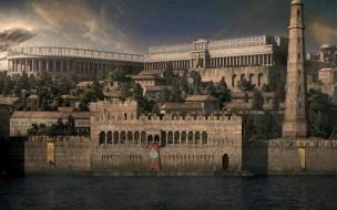 Great Palace along the Bosporus