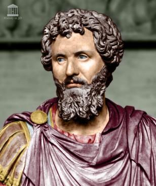Emperor Septimius Severus (r. 193-211)