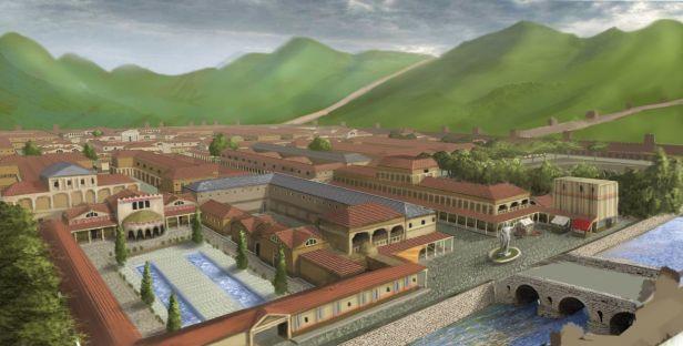 Antioch, capital of the Seleucid Empire