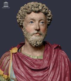 Emperor Marcus Aurelius (r. 161-180)