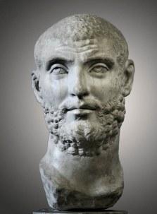 Carinus, son of Carus and co-emperor (283-285)