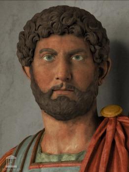 Emperor Hadrian (r. 117-138)