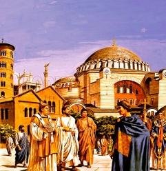 Senators, priests, and merchants in Byzantine Constantinople