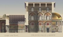 Constantinople Great Palace reconstruction