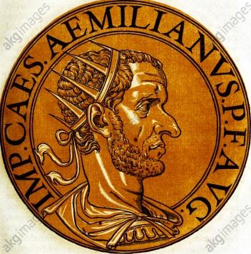 Emperor Aemilianus (r. 253)