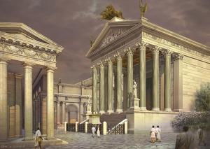 Ancient Palmyra, Roman Syria