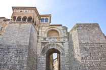 Surviving Etruscan architecture in Italy